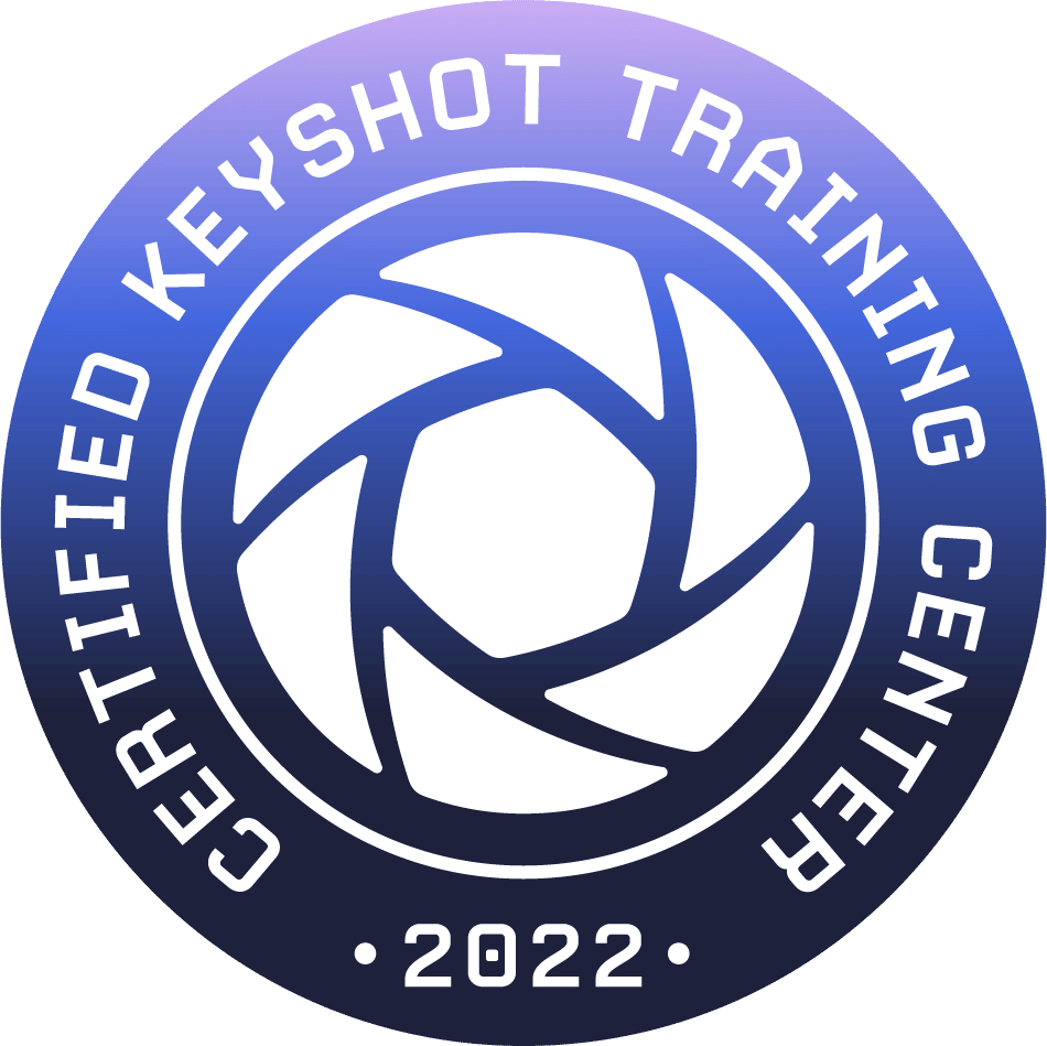 Certified KeyShot Training Center